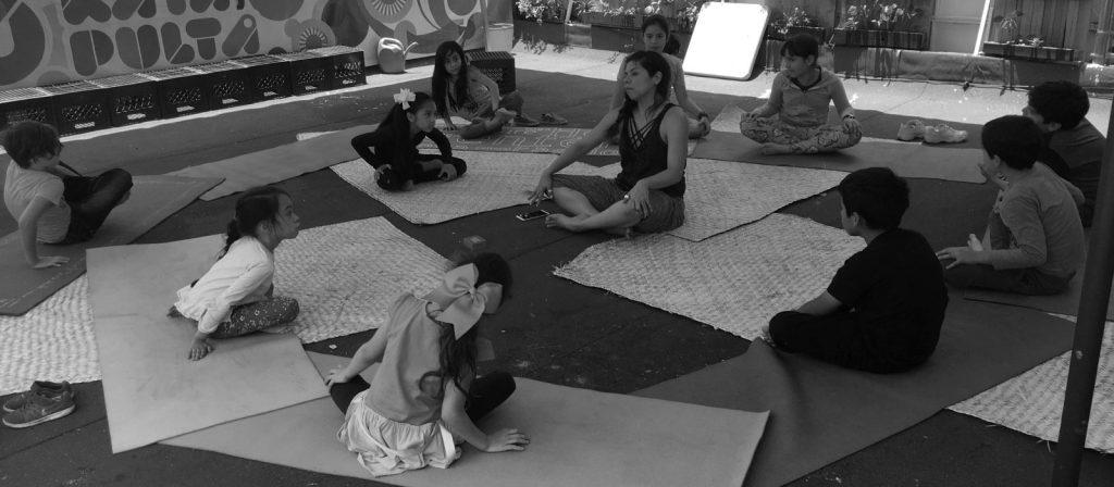Niñxs y yoga: Una visión pedagógica.